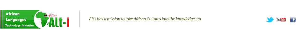 African Languages Technology Initiative